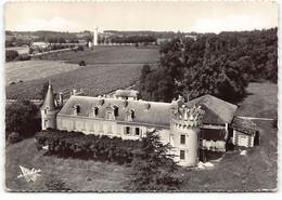 JONZAC Château De Dixmerie -Chateau D'Eau. Edit Airlec  1961 - Jonzac