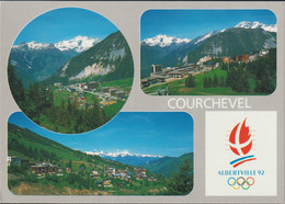France Postcard 1992 Albertville Olympic Games - Mint (G125-33) - Inverno1992: Albertville