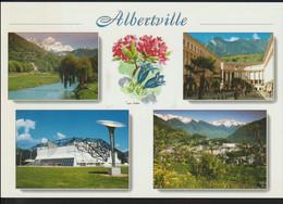 France Postcard 1992 Albertville Olympic Games - Mint (G125-33) - Winter 1992: Albertville