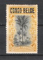 Congo Belge COB N°42* Neufs Avec Charnière - 1894-1923 Mols: Mint/hinged