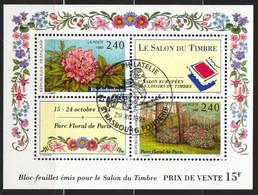 1993: Frankreich Block MiNr. 13 Gest.  / France Bloc Y&T No. BF15 Obl. (d451) - Oblitérés