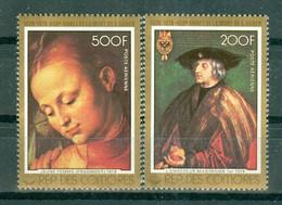 ETAT COMORIEN - P.A. N° 137** MNH Et 138** MNH SCAN DU VERSO - 450° Anniversaire De La Mort D'Albrecht Dürer (I). - Comoros