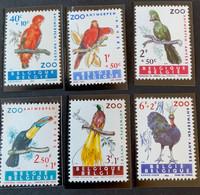 1962 - Filantropische Reeks, Zoo Van Antwerpen - Postfris/Mint - Unused Stamps