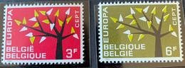 1962 - Europa - Postfris/Mint - Unused Stamps