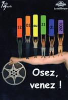 CPM Pub Pour Le 15ème Festival Du Film Gay Et Lesbien De Bruxelles - Zonder Classificatie