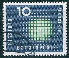 BRD - Mi 267 ⨀ (C) - 10Pf                    Fernsehen - Oblitérés