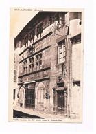 12 - MUR DE BARREZ. Vieille Maison Du XIème Siècle Dans La Grande-Rue - Autres Communes