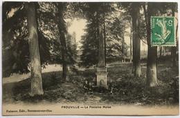 FROUVILLE __La Fontaine Moïse - Otros Municipios