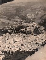 1V2 Jp 04 Sisteron Grande Photo (19cm X 15cm) Vue Aerienne De 1937 (C) - Sisteron