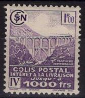 COLIS POSTAUX N° 181 Neuf** LUXE. Bas Prix, à Saisir. - Neufs