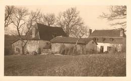 Photographie Du Béarn, Ferme Entre Salies Et Puyoo (64), Cliché Ca 1935, Architecture Vernaculaire - Lieux