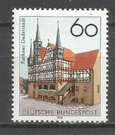 Timbre Allemagne Fédérale Neuf ** N 1055 - Nuovi