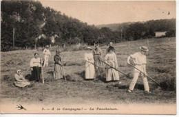A La Campagne! La Fauchaison - Landbouw