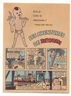 Protège-cahiers Les Aventures De Zizoum En Bandes Dessinée Offert Par Astra - Format : 24x18cm - Book Covers