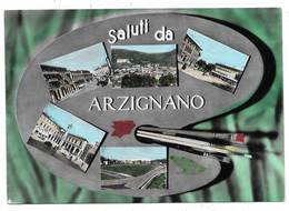 Saluti Da Arzignano (Vicenza). Vedutine. - Vicenza