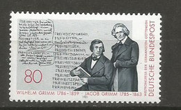 Timbre Allemagne Fédérale Neuf ** N 1068 - Nuovi