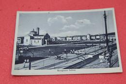 Livorno Rosignano Solvay La Ferrovia Chemin De Fer Railway 1942 - Livorno