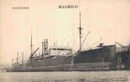 H0603 - SOUVENIR MACHICO - Piroscafi