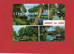 40-----AU PAYS LANDAIS--les Courants--courants Des Landes---voir 2 Scans - Unclassified