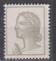 France Marianne Decaris Superbe Variété  N° 1263  Sans Le Carmin - Neuf ** . Et Sans Défaut - Superbe - Variétés: 1960-69 Neufs