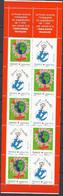 Francia/France/Frankreich 2006 Libretto Croce Rossa / Carnet Croix Rouge / MH Rotes Kreuz - Unclassified