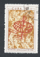 30 ANNIV. SOC, ESPELEOLOGICA - Oblitérés