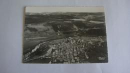 Carte Postale : Lozère, Le Malzieu-Ville, Vue Générale Aérienne Et La Truyère - Otros Municipios