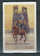 REIMS Vignette Régimentaire DELANDRE France 1914 1918 WWI WW1 FRANCE Cinderella Poster Stamp - Vignettes Militaires