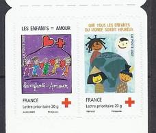 Francia/France/Frankreich 2007 Croce Rossa / Croix Rouge / Rotes Kreuz - Unclassified