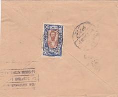 ETHIOPIE - ETIOPIA - ADDIS ADEDA - BUSTA VIAGGIATA PER VOGHERA - Salice Terme (PAVIA) ITALY - ITALIA - Äthiopien