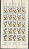 ST PIERRE ET MIQUELON N° 366 Coin Daté 26/12/62 NEUF**  SANS  CHARNIERE  / MNH / Cote 50€ - Collections, Lots & Séries
