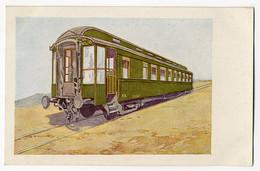 Eisenbahn, Ferrovie Dello Stato, Nuove Carrozze Belverdere ( I ) - Trains