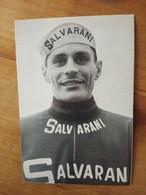 Cyclisme - Carte Publicitaire SALVARANI : LONGO - Ciclismo