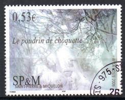 SPM Saint Pierre & Miquelon 2006 N° 860 Oblitéré - Oblitérés