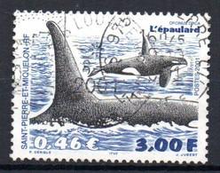 SPM Saint Pierre & Miquelon 2001 N° 738 Oblitéré - Oblitérés