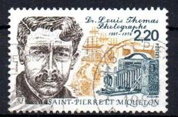 SPM Saint Pierre & Miquelon 1988 N° 488 Oblitéré - Oblitérés