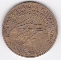 Cameroun, Afrique Equatoriale Française, 10 FRANCS 1962 Bronze-nickel-aluminium. KM# 2 - Cameroon