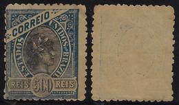 Brazil 1902 / 1905 Stamp RHM-105 500 Réis Republic Unused - Unused Stamps