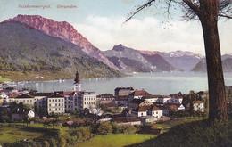 AK Gmunden - Salzkammergut - 1913 (54684) - Gmunden