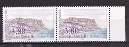 N° 2660 Série Touristique Cassis Cap Canaille:  Belle Paire De 2Timbres Neuf - Nuevos