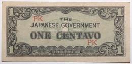 Philippines - 1 Centavo - 1942 - PICK 102a - SPL - Philippines