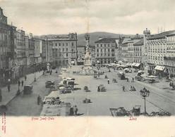 LINZ (OÖ) Franz Josef Platz - Linz