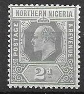 Northern Nigeria Mint Never Hinged ** 9 Euros 1911 Multiple CA Wtm - Nigeria (...-1960)