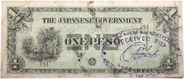 Philippines - 1 Peso - 1942 - PICK 106b - TTB - Philippines