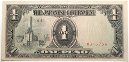 Philippines - 1 Peso - 1943 - PICK 109a - SUP - Philippines