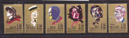 N° 2649 à 3654  Personnages Célèbres Grands Noms De La Chanson  Belle Série En Timbres Neuf - Nuevos
