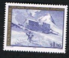 AUSTRIA  - SG 1825   1978 ALPINE CLUB CENTENARY     -     MINT** - 1971-80 Nuevos & Fijasellos