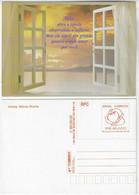Brazil 2000 Postal Stationery Mother 's Day Window Unused - Enteros Postales