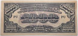 Philippines - 1000 Pesos - 1945 - PICK 115c - TTB+ - Philippines