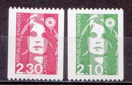 N° 2629 Type Marianne Du Bicentenaire Série Issue De Carnet Chiffre Rouge Au Dos Timbres Neuf - Nuevos